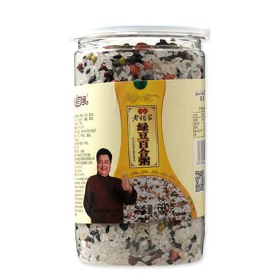 老杨家绿豆百合粥