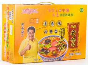 老杨家胡辣汤102牛肉